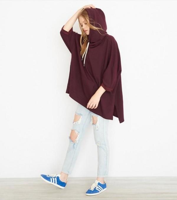 poncho-hoodie
