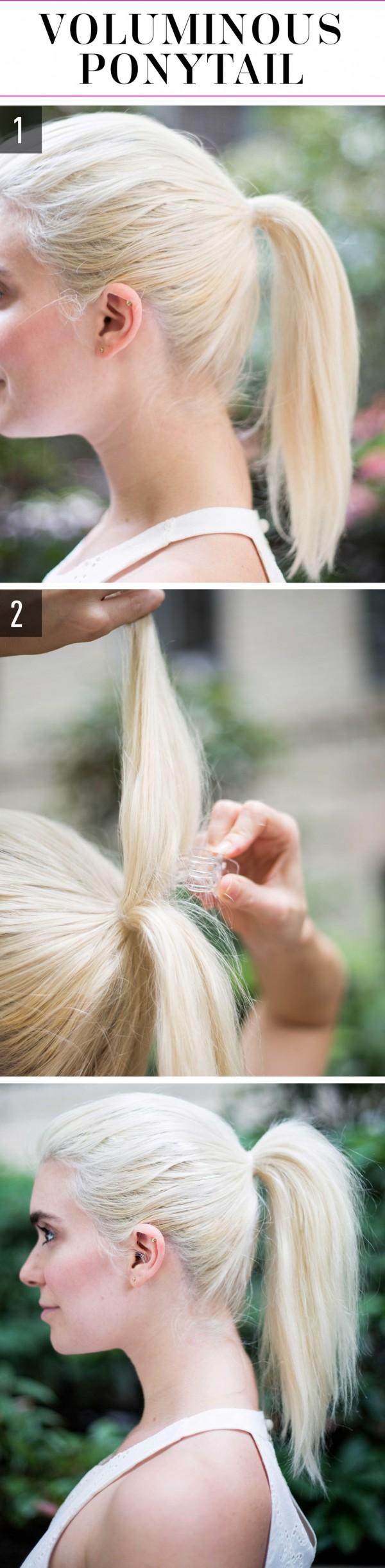 ponytail truco