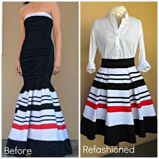 recycle dress