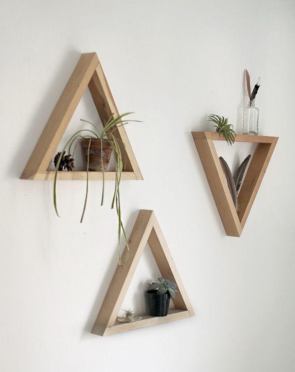 repisas triangualres