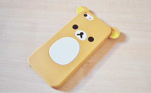 rilakkuma iphone