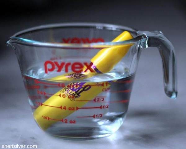 rimel en agua