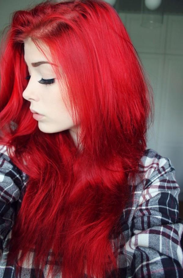 rojo brillante