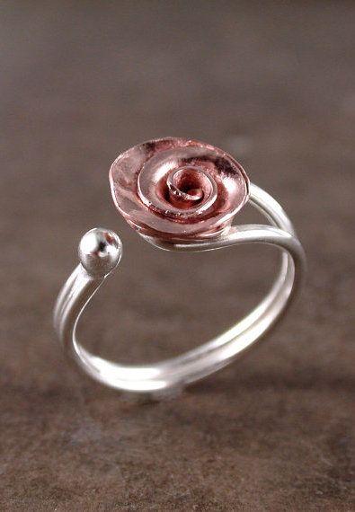 rosa anillo