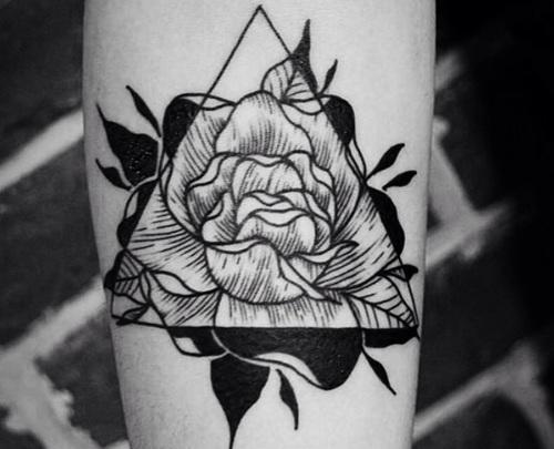 rosa tattoo