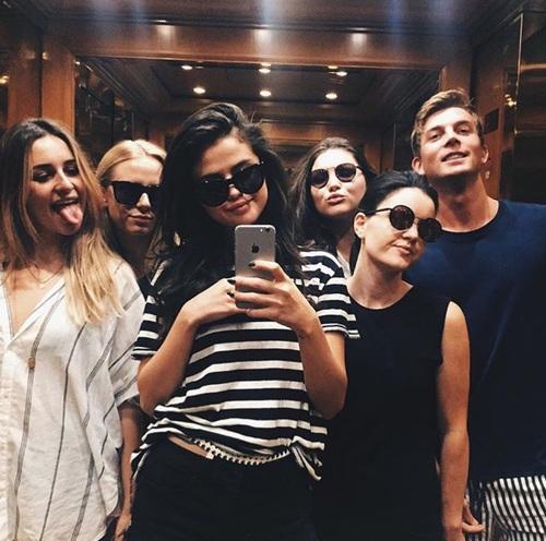 selfie grupo