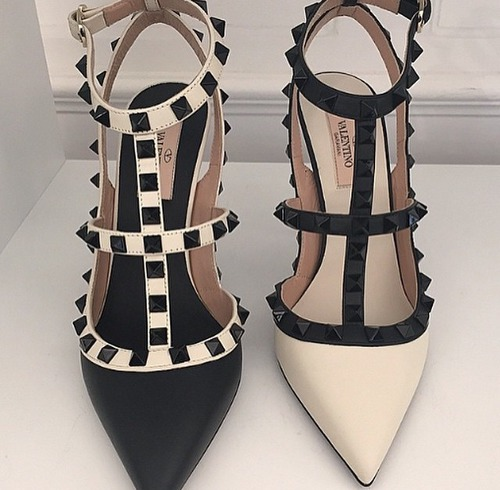 shoes cute valentino