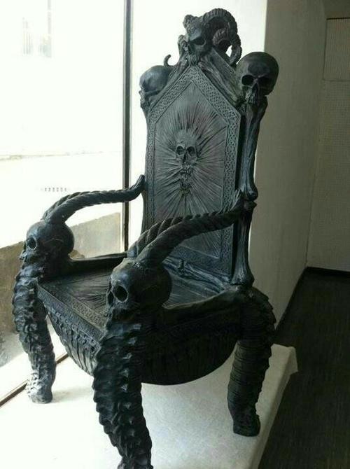 silla esqueleto