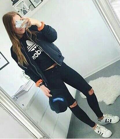 skate girl negro