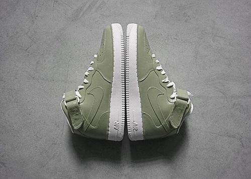 sneakers verdes
