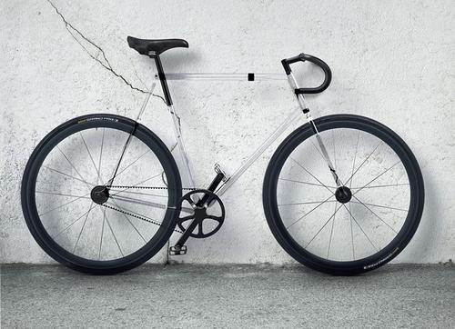 transparente bici