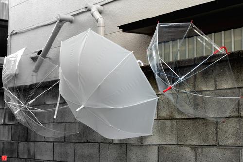 transparente paraguas