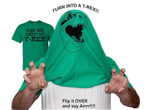 trex shirt