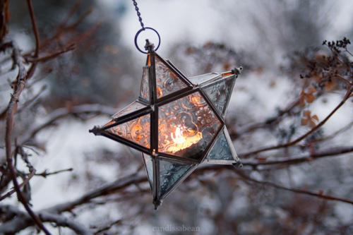 veladora estrella