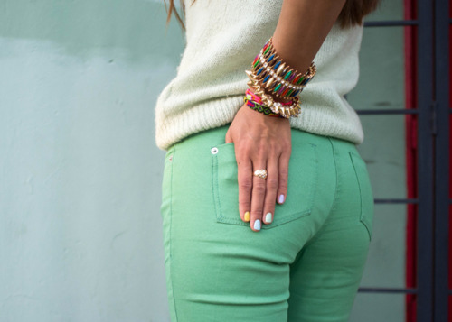 verde outfit