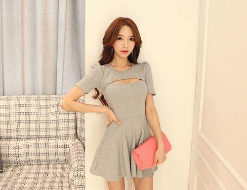 vestido korea