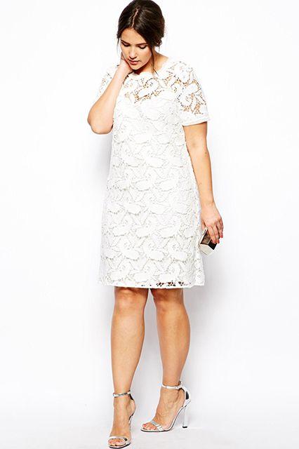 b82c123083 Hermosos vestidos de novia para chicas gorditas