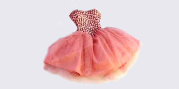 Como arreglar un vestido de fiesta largo
