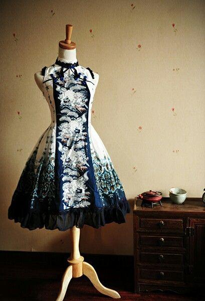 vestidos cute