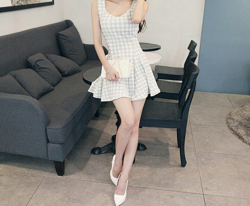 vestidos lindos korea