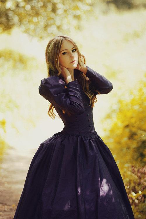 victorianos vestidos