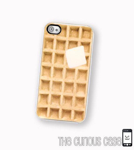 waffle case