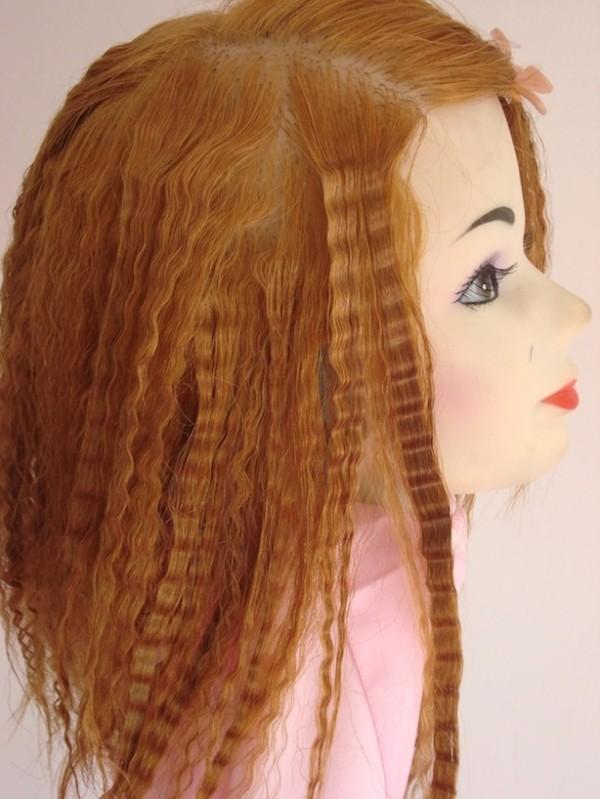 wafle cabello