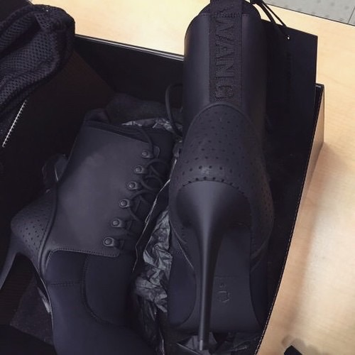 wang boots