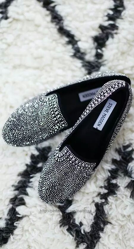 zapatos brillo