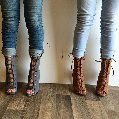 zapatos hermosos para mujer