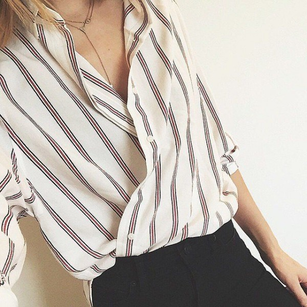 Button-Up Shirts