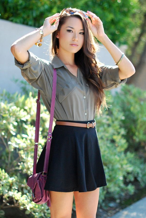 Button-Up Shirts outfit