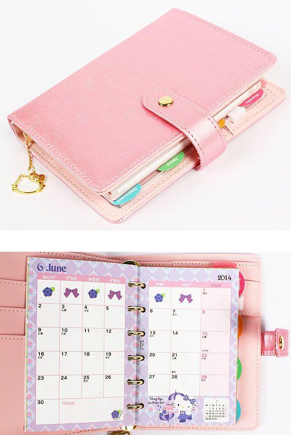 agenda rosa