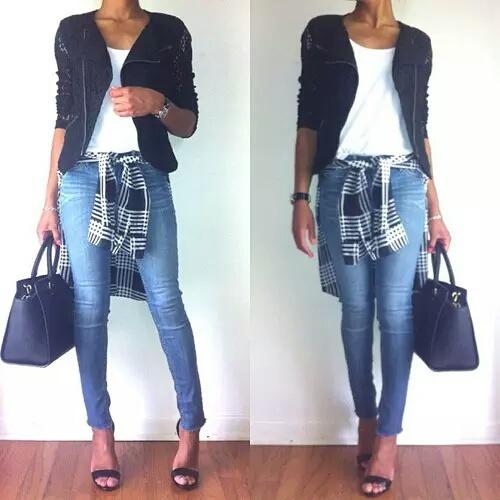 blazer casual