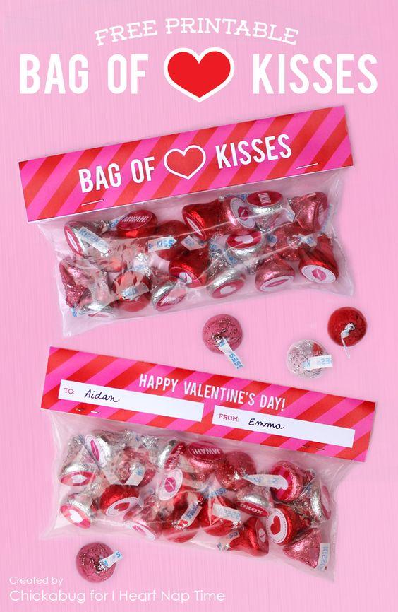 bolsa de besos