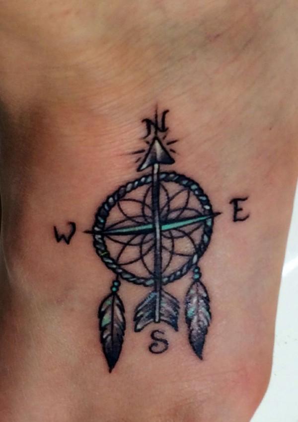 Tatuajes De Atrapasuenos Que Capturaran A Tu Corazon