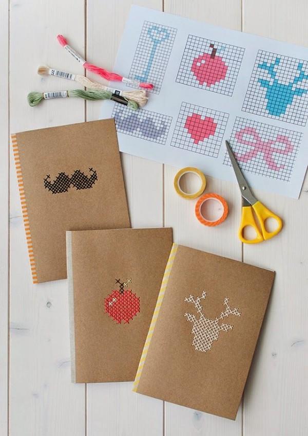 Book Cover Craft Room : Ideas para que tus libretas te conviertan en la sensación