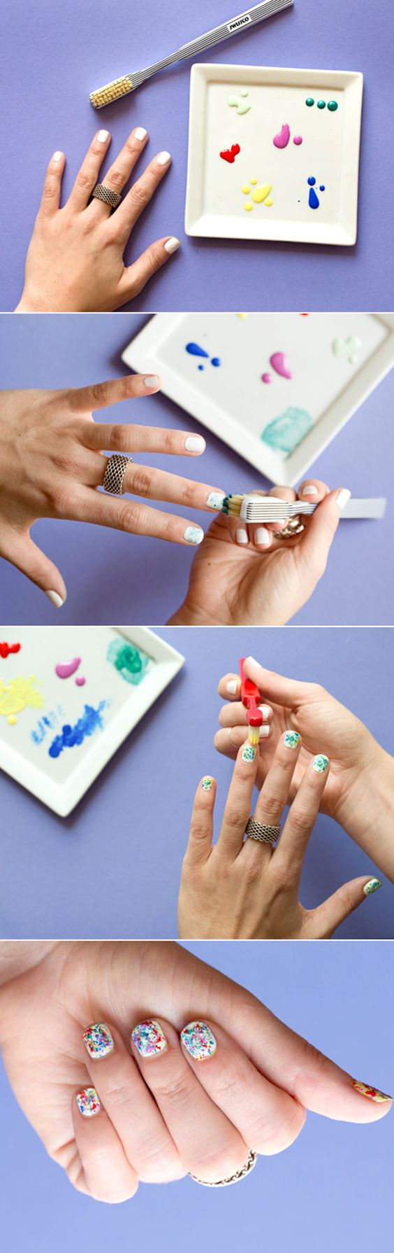 cepillo art nail
