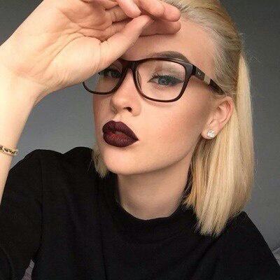 combinar lentes con maquillaje
