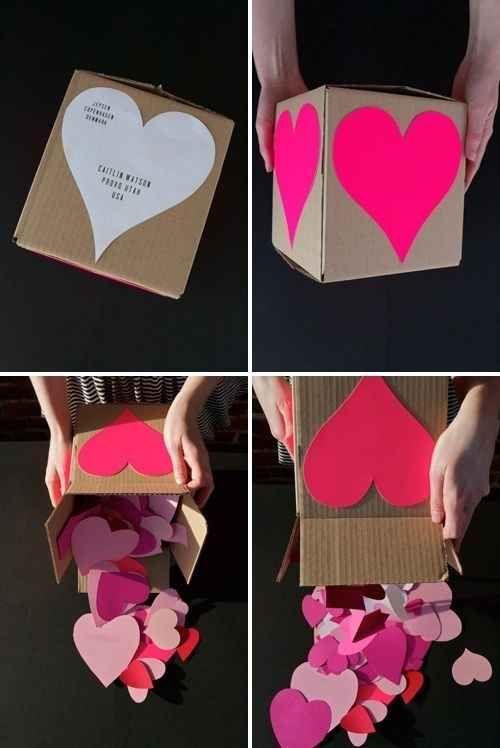 corazones cartas