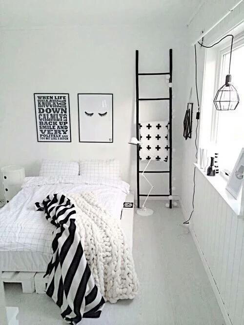 decoracion blanca