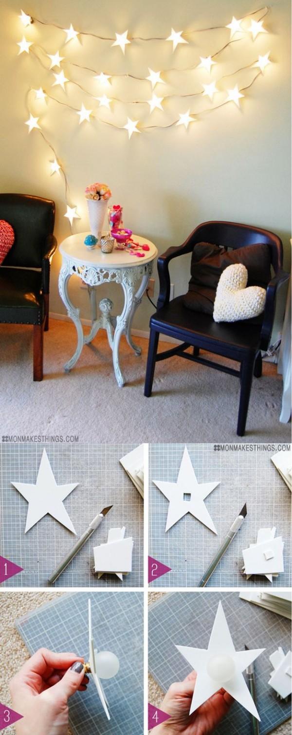 13 maneras de decorar tu habitaci n con estrellas On maneras de decorar tu cuarto