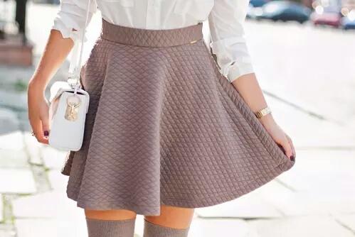 falda linda