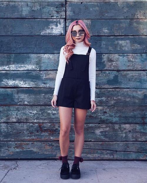 fashion overall
