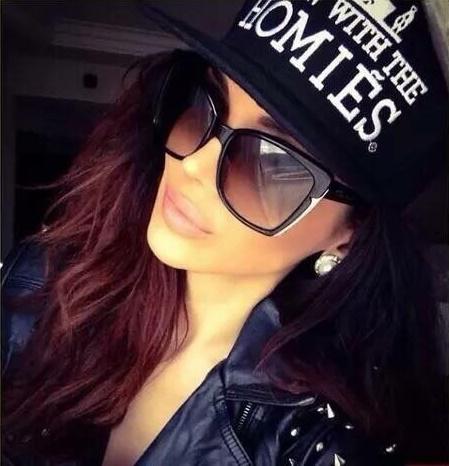 ba88783c94a43 Selfies que sólo obtendrás con una gorra