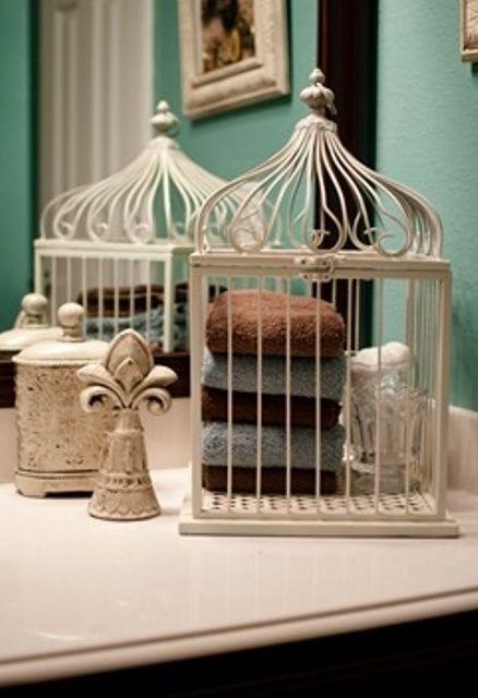 jaula baño