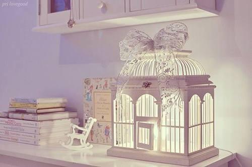 jaula lampara