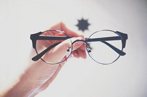 lentes chica