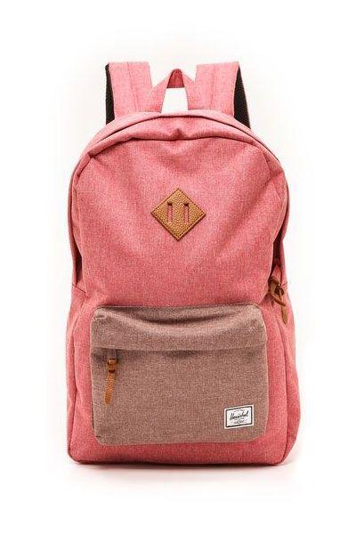 mochila rosada