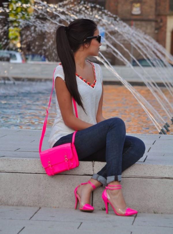 neon cute